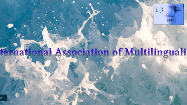 International Association of Multilingualism