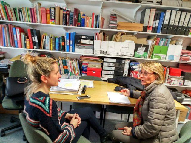 Projecte d'investigació amb la Universitat Queen Mary