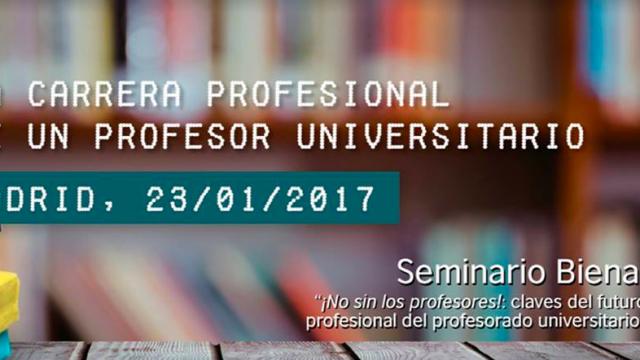 La carrera profesional del profesorado universitario