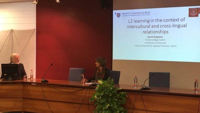 International Workshop on L3 English