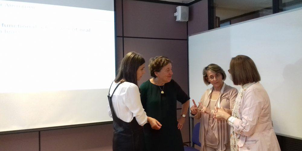 LAELA's third academic event, 2017