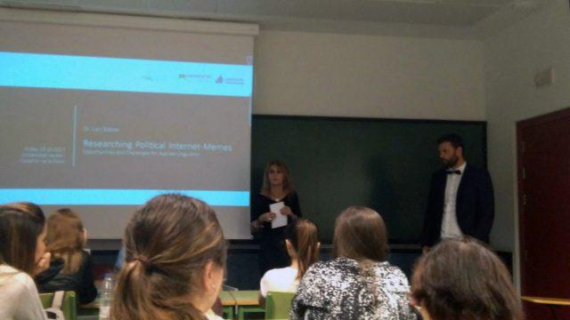 LAELA's second academic event, 2017