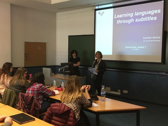 Learning Languages through Subtitles